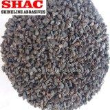 Зерна и порошок алюминиевой окиси Brown