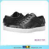 Nuevos zapatos impermeables de cuero del diseño del estilo