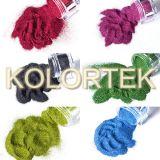 Polvo cosmético de la mica del color al por mayor, polvo cosmético de la mica