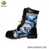Удобные воискаа камуфлируют ботинки Split кожи (CMB012)