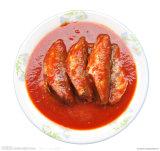 Sardinha enlatada de melhor qualidade em molho de tomate