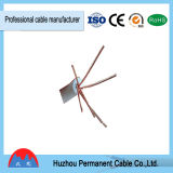 Aislante de cobre del PVC del conductor de Thw 16AWG 600V de China Manufcture