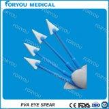 Spugna monouso dell'occhio PVA con sterile