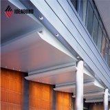 Le revêtement en aluminium certifié ISO Feve revêtement mural Panneau (AF-400, AF-408)