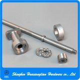 OEM het Roestvrije Aluminium die van de Fabriek CNC van de Draaibank Draaiende Delen machinaal bewerken
