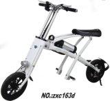 """12의 """" 바퀴 다채로운 지능적인 폴딩 전기 자전거 또는 전기 자전거"""