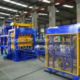 Bordure de trottoir Qt10-15 pavant la ligne de fabrication automatique de machine de bordures de trottoir