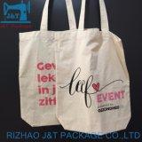 ロゴのロゴの再使用可能なショッピング・バッグが付いているカスタム再使用可能な女性の方法戦闘状況表示板の綿のギフトのショッピング・バッグ