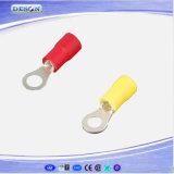비닐에 의하여 격리되는 반지 철사 단말기