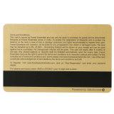 Fabricante plástico do chinês do cartão da listra magnética de Hico 2750OE