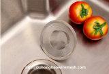 Setaccio del dispersore dell'acciaio inossidabile, misure la maggior parte dei dispersori di cucina, dispersori della stanza da bagno, scoli dell'acquazzone