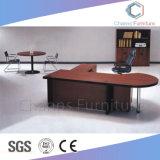 Foshan 가구 브라운 사무실 CEO 테이블 행정상 책상 (CAS-MD1885)