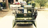 Usine de hautes performances d'alimentation Mini moissonneuse-batteuse chaud en Amérique du Sud de vente