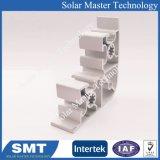 Perfil de aluminio anodizado plateado promoción