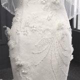 Neues Nixe-Hochzeits-Kleid des Sequin-2017