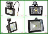 Alto Lumens Solar Sensor LED Flood Light 20W