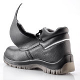 Zapatos de seguridad de la lucha contra el fuego con el casquillo de acero M-8181 de la punta