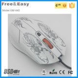 Office를 위한 Wired 싼 Optical Computer Professional Laser Gaming Mouse