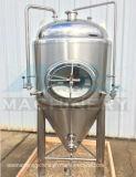 3000L, 4000L, 5000L, cuve de fermentation conique de fermenteur de la bière 100hl