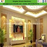 Belüftung-Bambusfaser-Decken-Wand-Vorstand-Herstellungs-Maschinerie