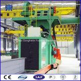 Het Vernietigen van het Schot van de Steen van de Rand van de Weg van het Type van Transportband van de rol Machine, het Product die van de Aanleg van Wegen Apparatuur met behulp van