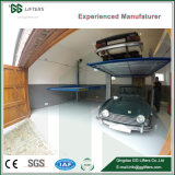 Parcheggio Elevated dell'automobile dell'alberino di marca due di Gg