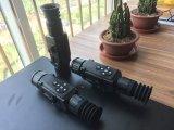 SL50, espaço térmico 384*288, 50Hz, lente de 50mm, ampliação 3.4-13.6X, 1024*768 OLED, relevo 48mm do olho