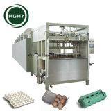 Hghy moldeado pulpa de papel Caja de huevo de la India que hace la máquina