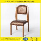 Металл обедая стул с high-density валиком PU пены