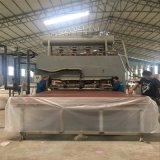 Chaîne de production automatique de panneau de particules/machine chaude de presse presse chaude, chaîne de production d'OSB