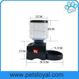 Alimentatore automatico del cane con l'erogatore asciutto dell'alimento dell'animale domestico automatico del temporizzatore