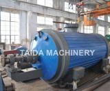 Borracha regenerada óleo de aquecimento eléctrico Desulfurizing Devulcanizing equipamento de câmara