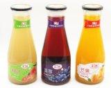 高品質の食品等級ジュースの瓶ガラスの製造