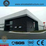 Estrutura em aço resistente (Depósito TRD-003)