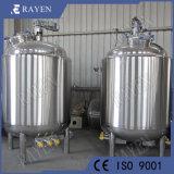 SUS304か316L液体の混合タンク電気暖房混合タンク
