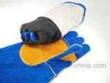 Перчатки Split заварки коровы кожаный