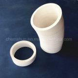 Gomiti del tubo d'acciaio ricoperti d'ossido di alluminio di ceramica