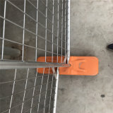 Горячая окунутая гальванизированная временно панель загородки/подвижная загородка