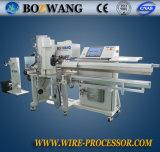 Machine sertissante terminale de doubles extrémités précises élevées automatiques de Bzw-3.0+C avec l'insertion de joint