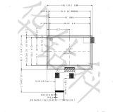 4.3 Zollcmo-Panel LCD für industrielles Steuergerät, Ka-TFT043OE010