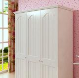 Einfacher Entwurfs-moderne Schlafzimmer-Möbel-Garderobe