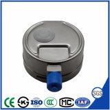 熱い販売のステンレス鋼の圧力計
