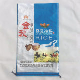 На заводе 30 кг 50 кг BOPP ЛАМИНИРОВАННЫЕ PP из Таиланда мешков риса