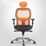 Grande couro traseiro elevado que compete a cadeira do computador do Recliner de Gamer