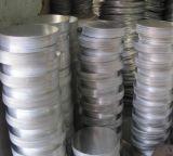 焦げ付き防止の調理器具アルミニウム円