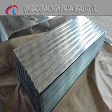 Aluzincは波形の金属の屋根ふきシートに塗った