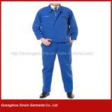 Одежда работы безопасности людей полиэфира хлопка изготовления для людей (W206)
