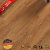 Bois chaud de teck de plancher de stratifié de forêt d'Eco de vente normal