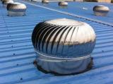 Ventilador mojado de la turbina de la azotea del ventilador de la descarga del aire