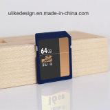 De Kaart van het geheugen Card/SD/Sdxc 64GB Klasse 10 uhs-1